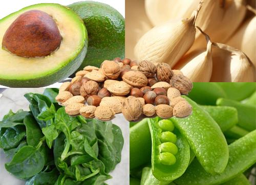bahan makanan penurun kolesterol