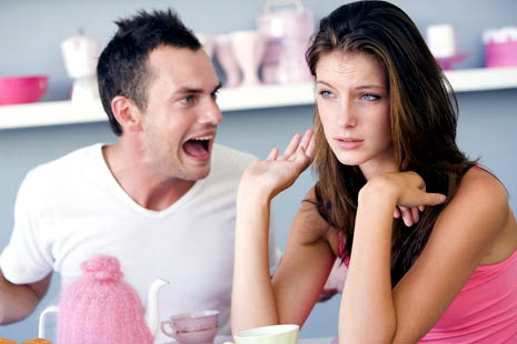 cara menghadapi suami egois